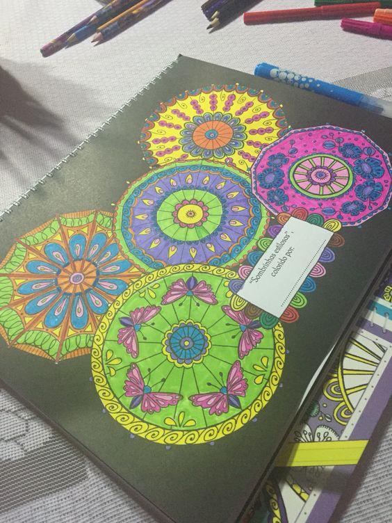 Coloring from 'Livro para colorir junto' #coloringbook