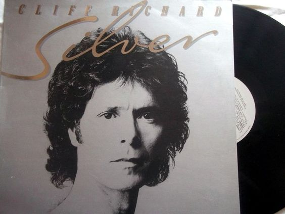 Cliff Richard Silver vinyl LP 1983 Near Mint condition by pickergreece on Etsy