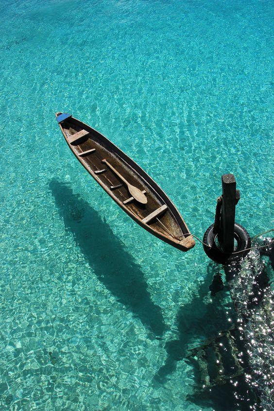 Maratua Island, Borneo. Indonesia: Beautiful Indonesia, Bucket List, Clear Water, Maratua Island, Beautiful Place, Blue Water