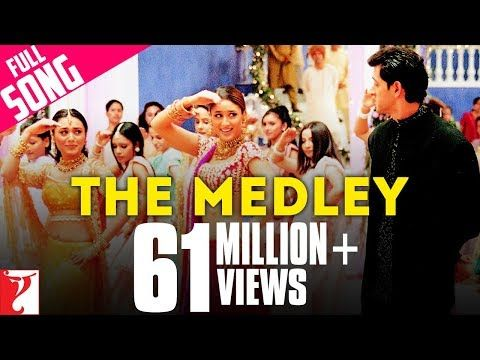 The Medley Full Song Mujhse Dosti Karoge Hrithik Roshan Kareena Kapoor Rani Mukerji Youtube Bollywood Music Videos Mp3 Song Download Songs