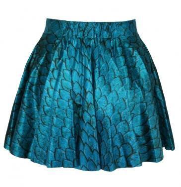 Falda Dragón Rhaegal. Juego de Tronos Estupenda falda inspirada en la gran serie de Tv, Juego de Tronos.