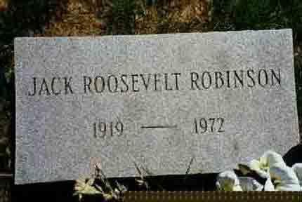 Jackie Robinson Death ...