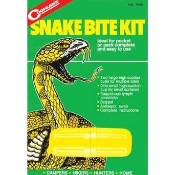 Amazon.com: Snake Bite Kit: Sports & Outdoors