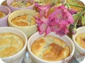 Soufflés+de+blettes+à+la+ciboulette+et+au+parmesan