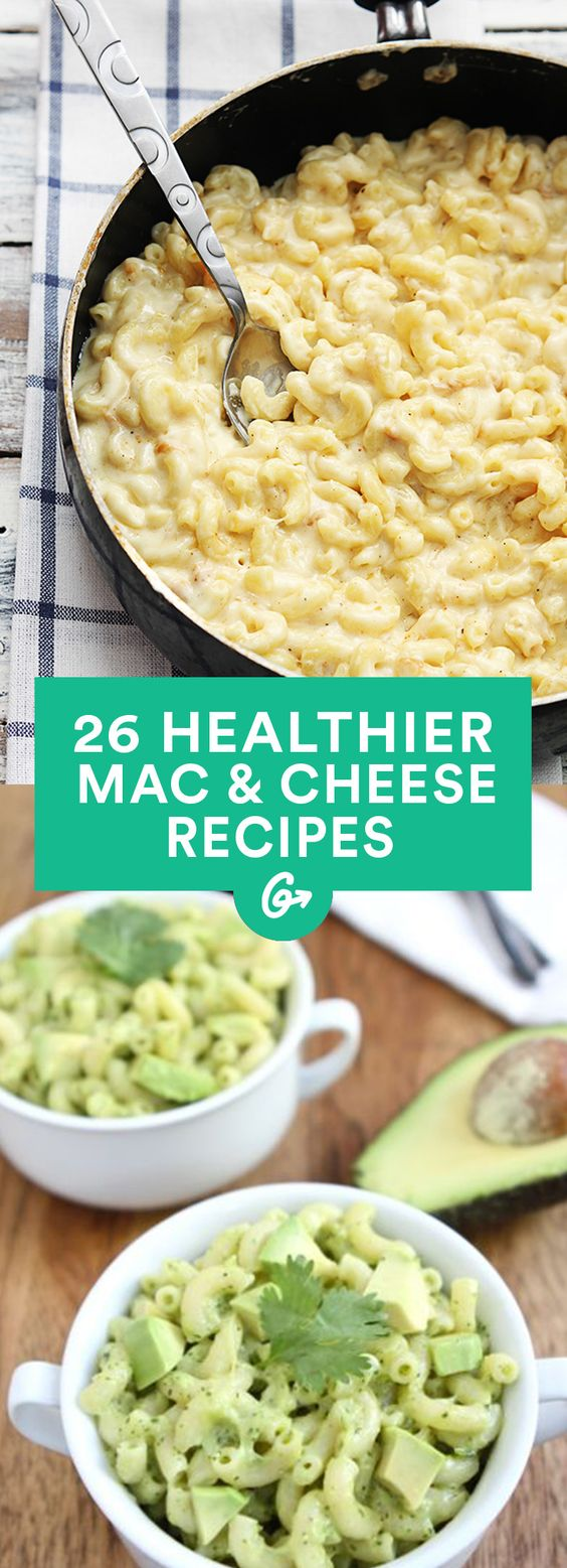 ... cheese #recipes http://greatist.com/eat/healthier-macaroni-cheese