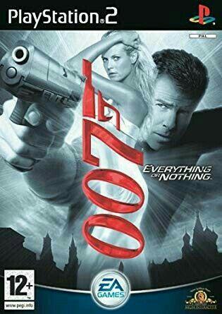 007 Everything Or Nothing Playstation 2 Jogos De Xbox 360