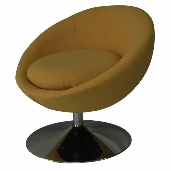 Overman Originals Astro Swivel Chair Consultation Room