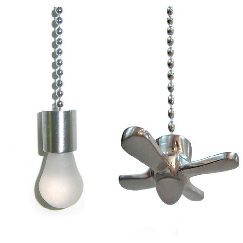 Ceiling fan pull chains!   These are a MUST have!   Can't wait to purchase them...:)