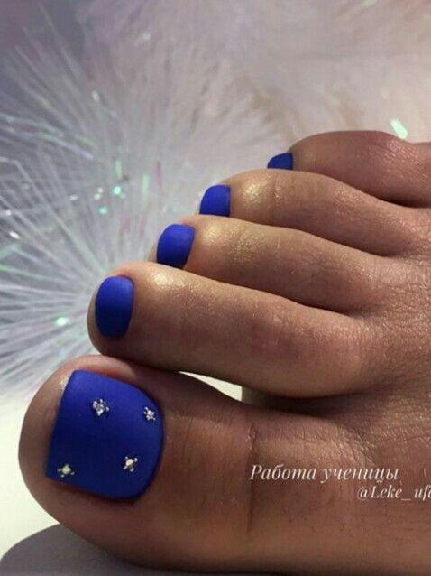 Blue Toenails Pretty Toe Nails Summer Toe Nails Toe Nails