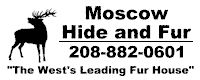 Moscow Hide and Fur: Capes, Hides, Claws, Teeth, Feathers, Bones, ect. Located in Moscow, Idaho, USA