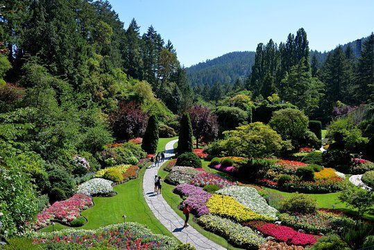 eebd5250c756b239474448a949d8bdaf - Victoria And Butchart Gardens From Vancouver