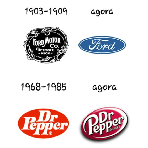 Logos retrô