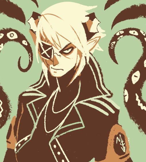 Skye Original Character By Kada Bura On Tumblr