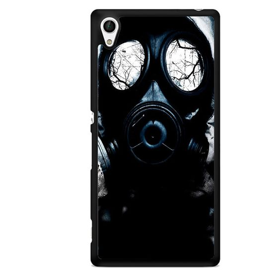 Gas Mask TATUM-4611 Sony Phonecase Cover For Xperia Z1, Xperia Z2, Xperia Z3, Xperia Z4, Xperia Z5