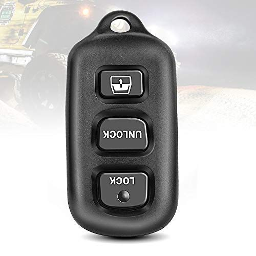 HYQ1512Y HYQ12BAN Discount Keyless Replacement Key Fob Car Remote For Toyota 4Runner Sequoia HYQ12BBX