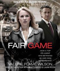 Fair Game by Valerie Plame Wilson: Movie Tie-In #book #NaomiWatts