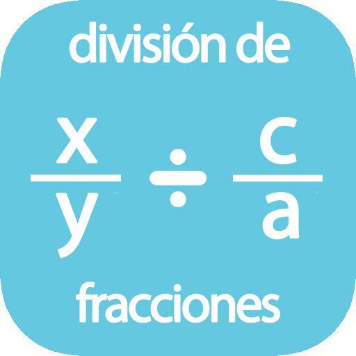 Divide fracciones con nuestra calculadora matemática y aprende cómo se realiza la división de fracciones hasta llegar al resultado en formato irreducible.
