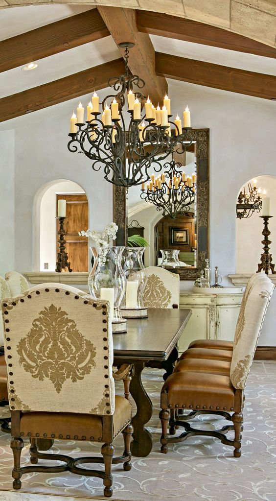 Incorporating Italian Country Style Into An Interior Space Can