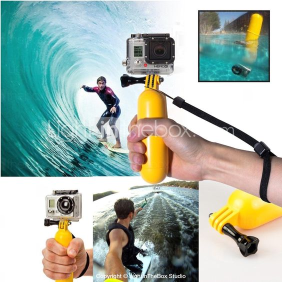 GoPro Yellow