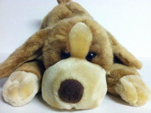 Animal Alley  Large Dog Soft Toy
