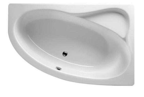 Riho Lyra Asymmetische Badewannen 140 X 90 Links Ba66 Die