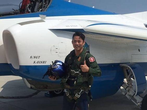 人生初のパイロットスーツ!高橋大輔さん