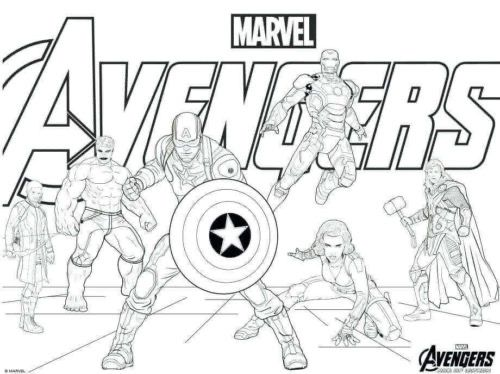 Avengers Coloring Pages Printable Coloringpageskid Com Avengers Coloring Superhero Coloring Pages Avengers Coloring Pages