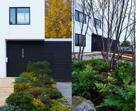 K-House Nicolas Koff Exterior Plants