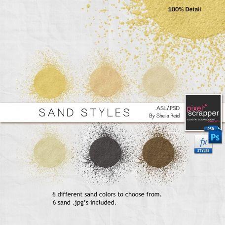 Sand Styles