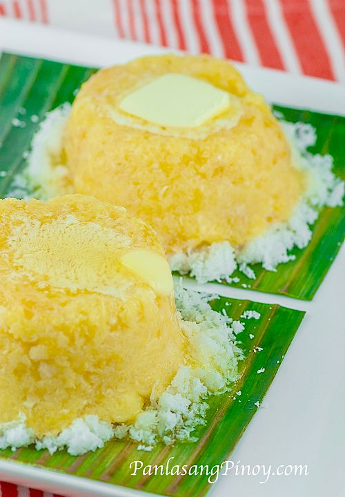 Cassava cake, Texture and Shredded coconut on Pinterest