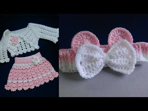 بالكروشيه طريقة عمل بندانة ميكي ماوس للشعر للأطفال Youtube Accessories Ear Crochet Crochet Hats