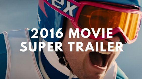 Trailer: todos los estrenos más esperados de este 2016