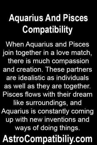 where aquarius and pisces meet
