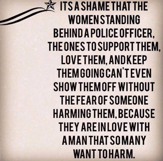 Both men and women that serve as officers.
