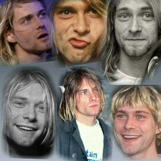 Kurt collage