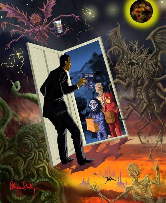 Halloween H.P Lovecraft
