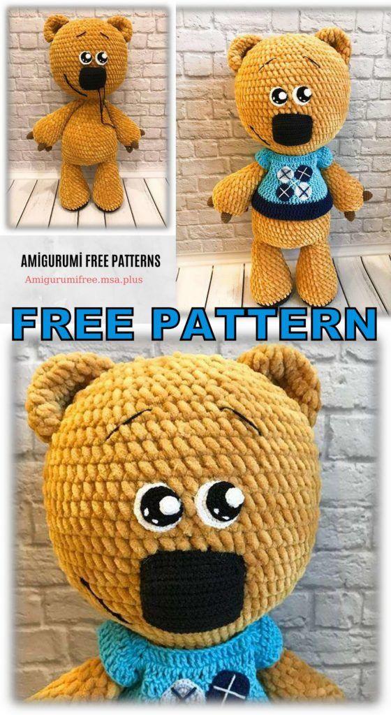 Pink crochet elephant pattern | Crochet elephant pattern, Crochet ... | 1024x560