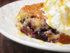 Blackberry Peach Skillet Cobbler Recipe | Proven Recipes with Pictures