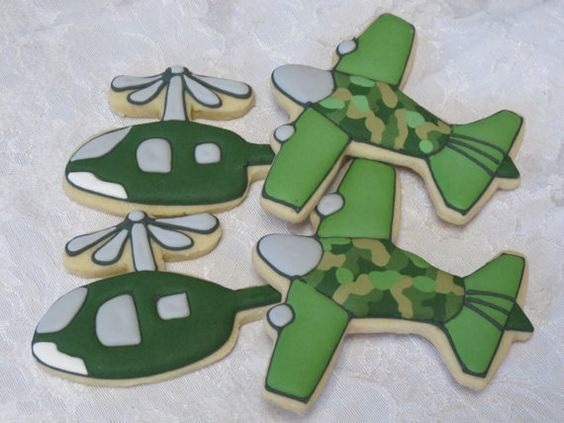 Military Sugar Cookie Collection