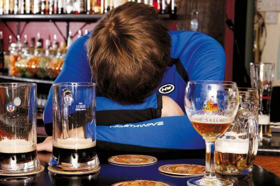 MarchasyRutas Los efectos del alcohol en el rendimiento y la recuperación