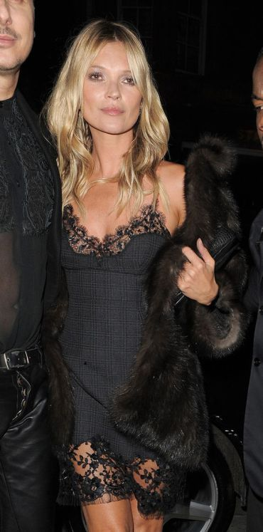 10 Times Kate Moss Stunned in the Slip Dress From 90s –> Present – {un}covered