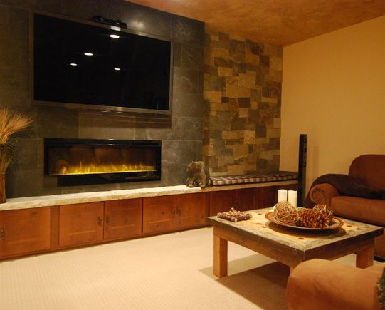 17 Best Images About Family Rooms Fireplaces Fireplaces