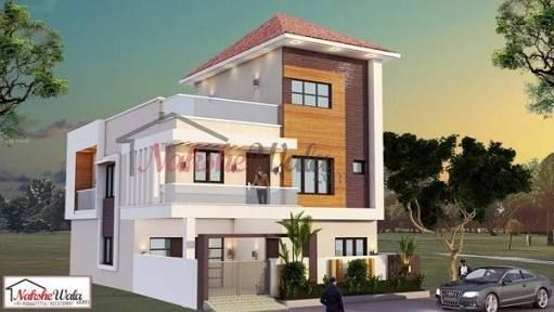Image Result For 20 Fit Front Elevation Designs Small House Front View Design House Elevation Small House Elevation