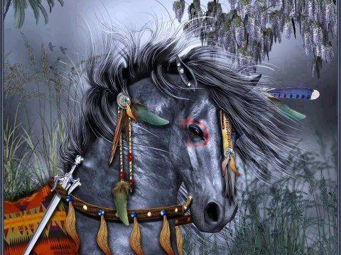 I love art and especially love native art....
