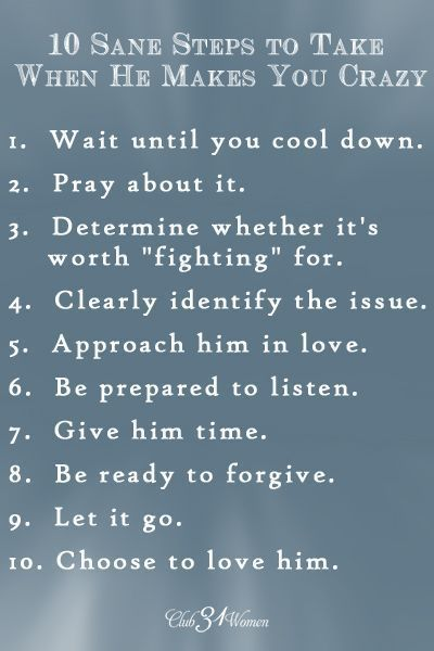 10 steps to a healthy relationship