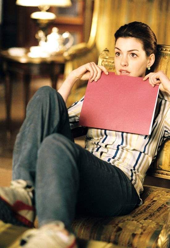 Anne Hathaway Princess Diaries 2 Hair
