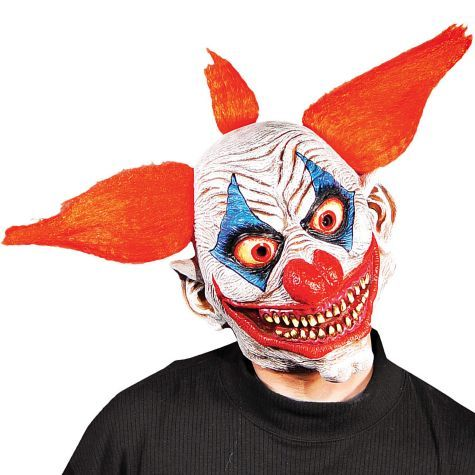 Giggles Clown Mask - Party City | Halloween Costume Ideas ...