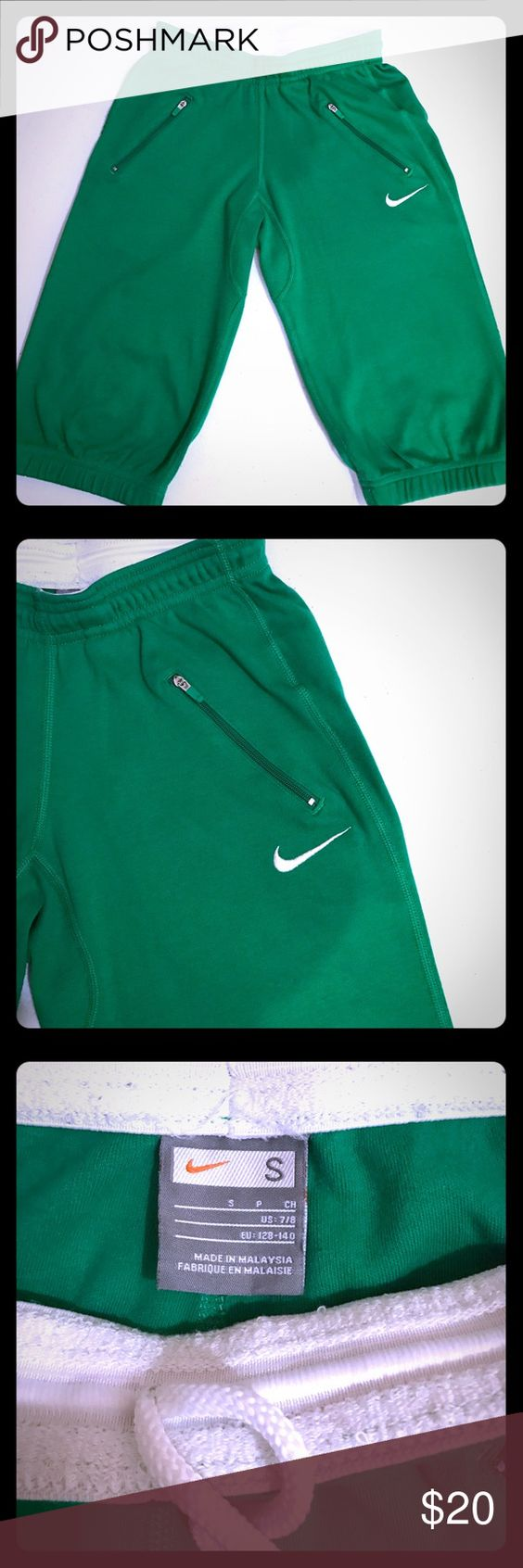 Women's Nike Sports Shorts Size S 7/8 Pre-Owned in excellent condition 🍀 Nike Shorts