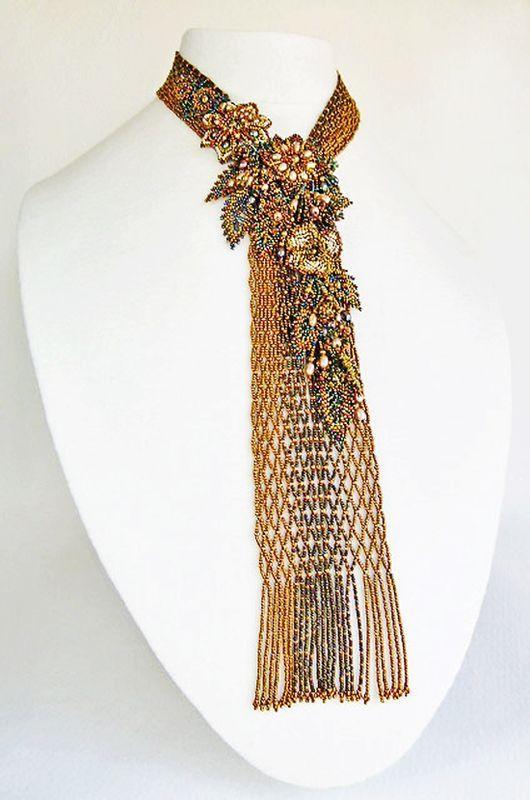 Blog collectif d'activités créatives en dentelles de perles