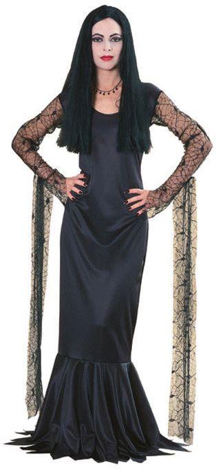 Addams Family-Morticia Women's Costume